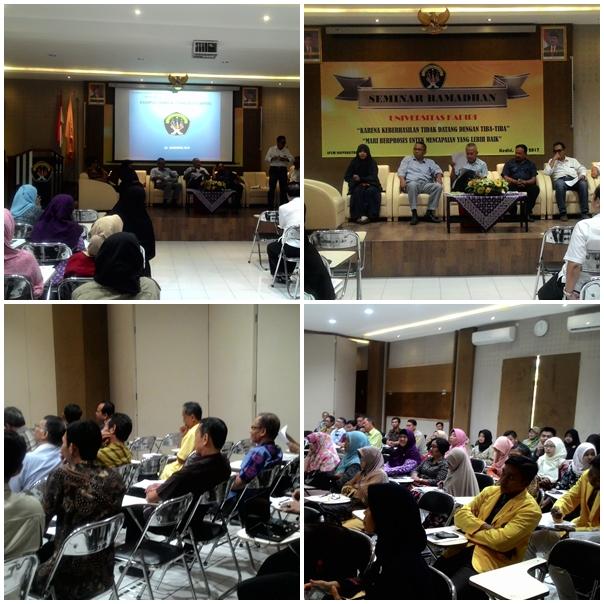 Seminar Ramadhan