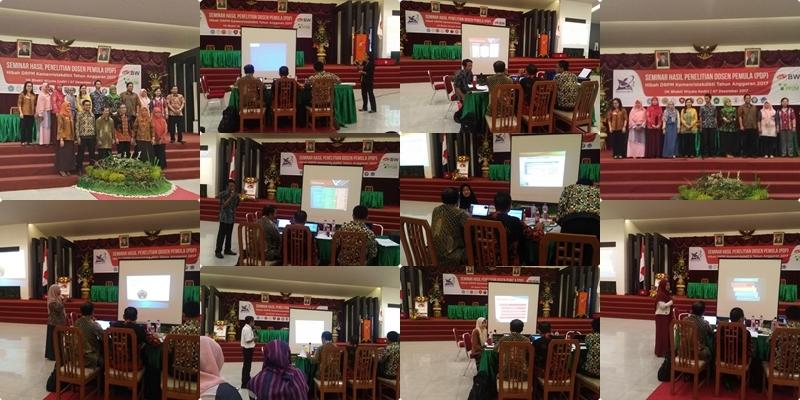 seminar hasil hibah dikti 2017