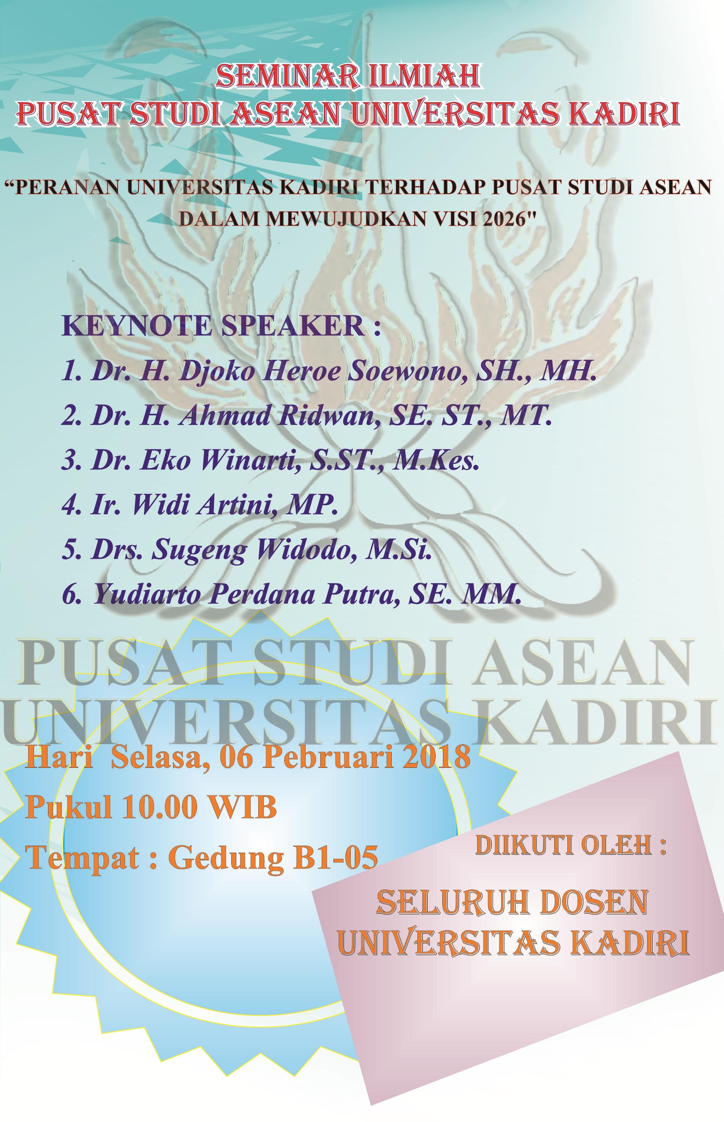seminar asean